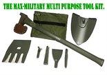 military axe